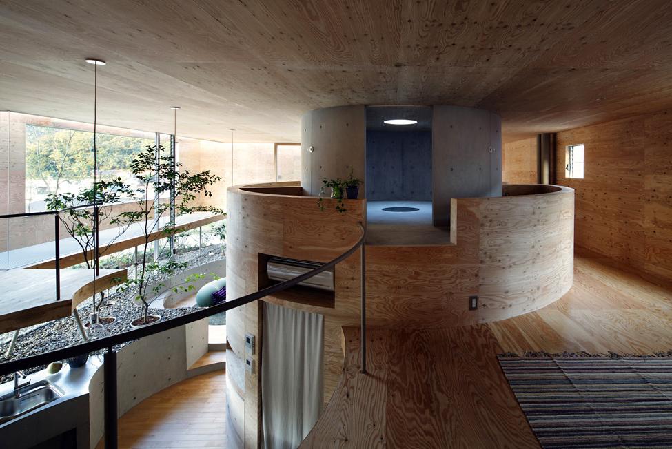 Удивительный дом - второй этаж