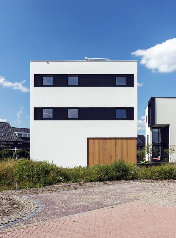 дом 10 на 10 фасад