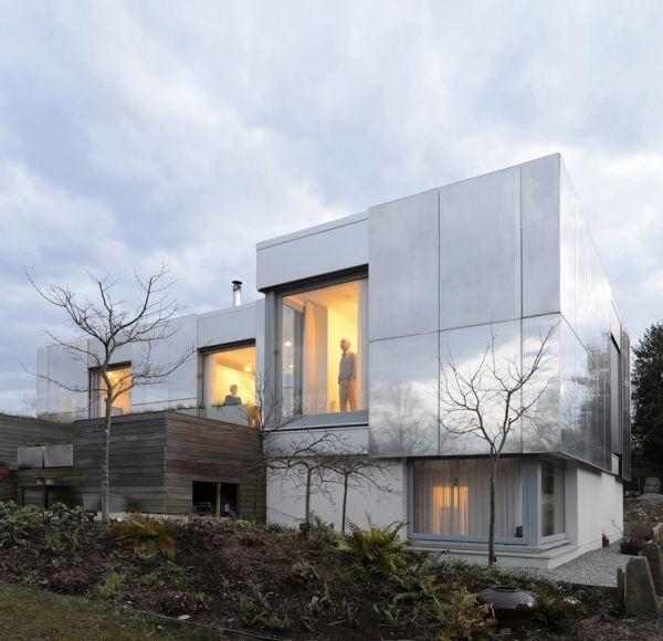 Дом 200 кв м - стильный и экологичный