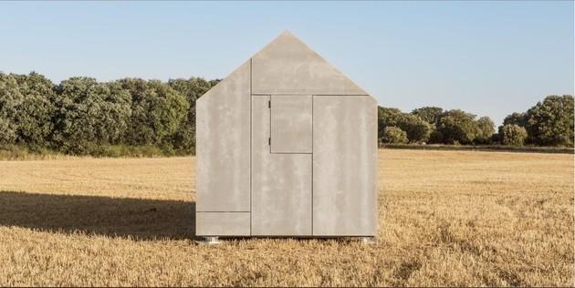 сборный домик по доступной цене -ванная комната