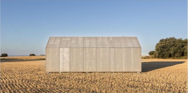 сборный домик по доступной цене - с закрытыми стенами