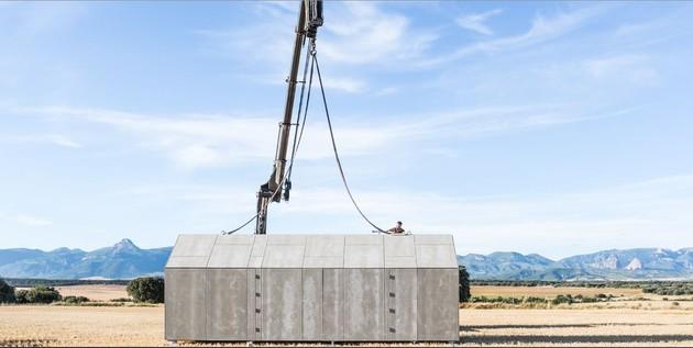 сборный домик по доступной цене -crane.jpg