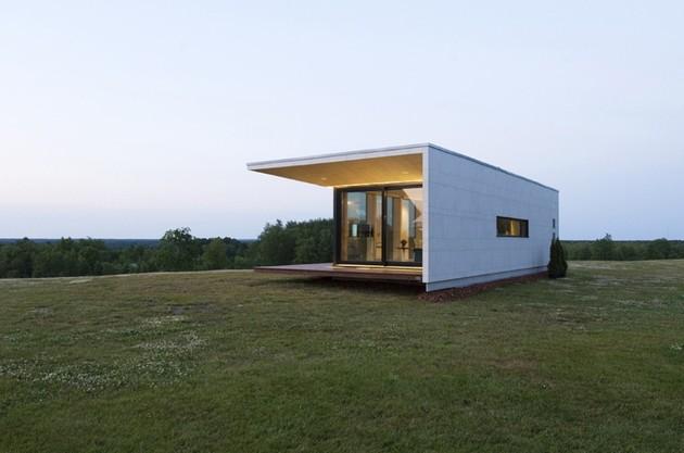 Каркасные дома Passion House