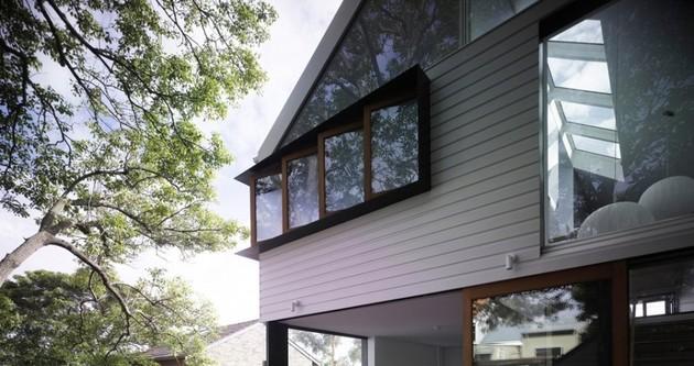 окна в собственном доме