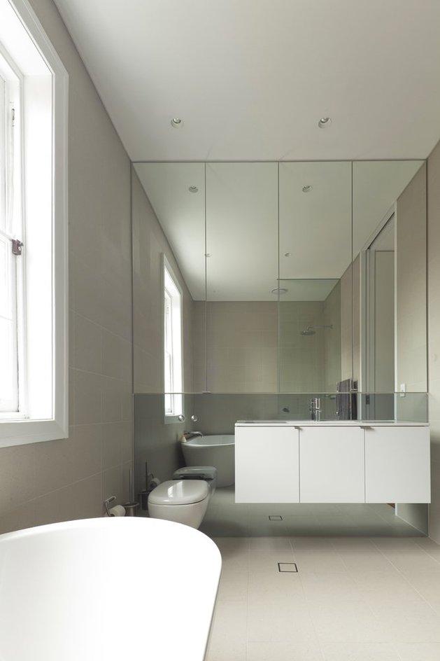 собственный дом - ванная комната