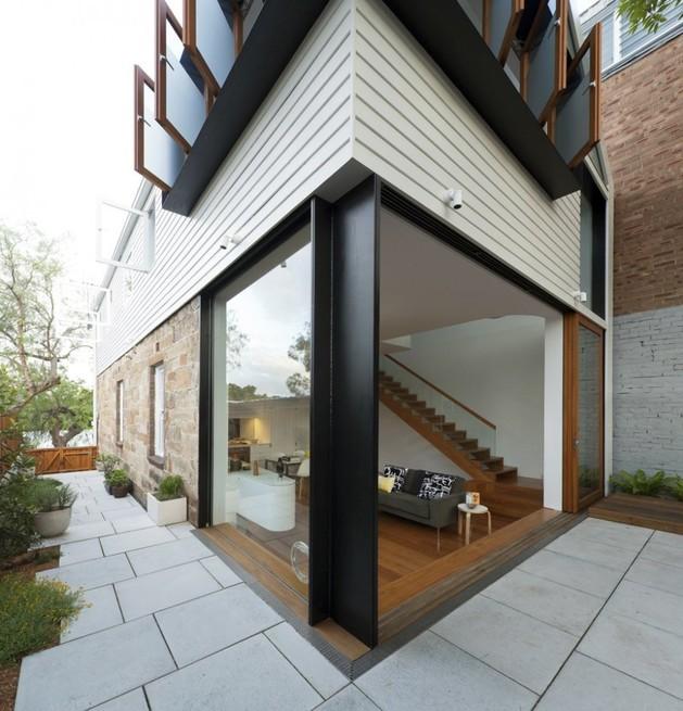 фасад собственного дома