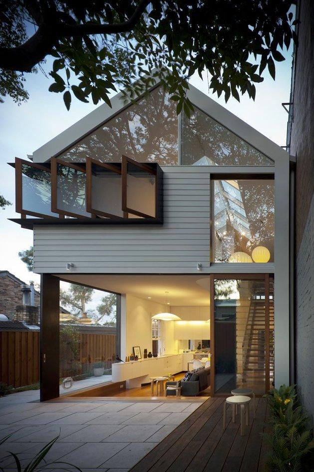 Собственный дом - простой и симпатичный