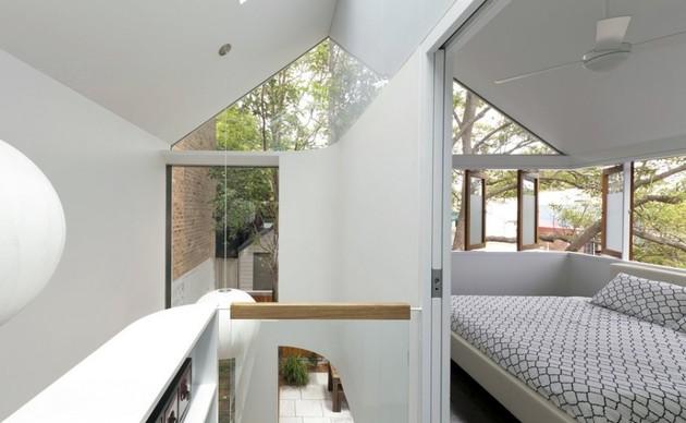 окна на мансарде собственного дома