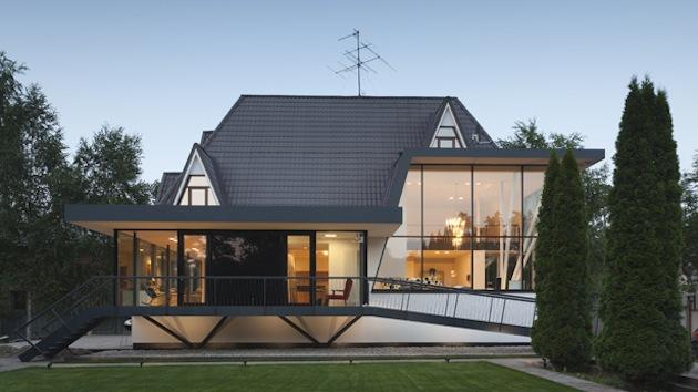 Проект редизайна дома