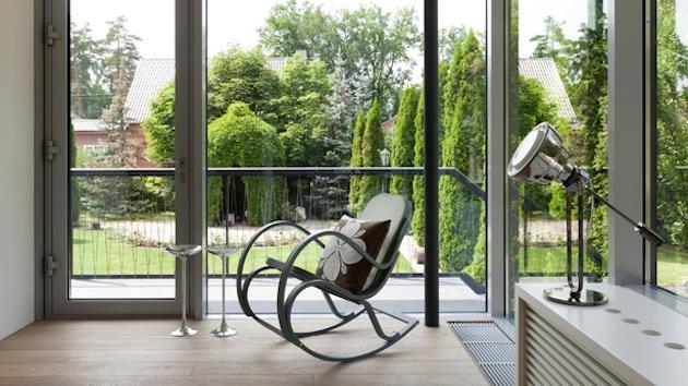 Проект дома 350 кв.м. - гостиная