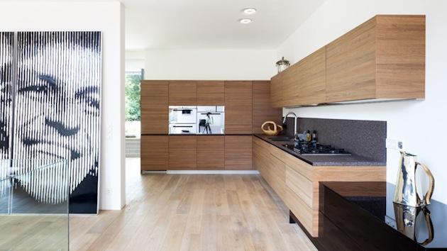 Проект дома 350 кв.м. - кухня