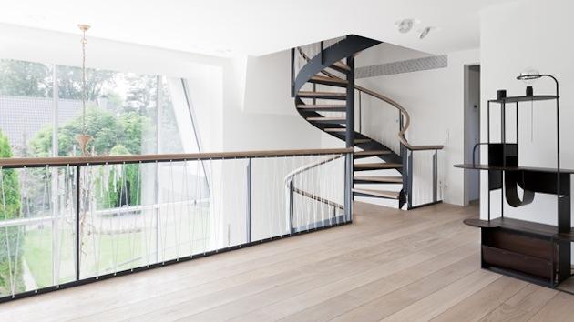 Проект дома 350 кв.м. - второй свет