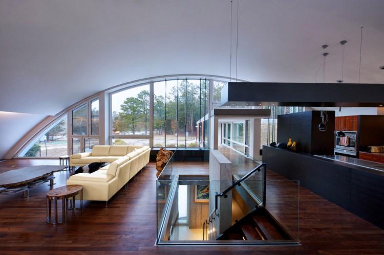 деревянные полы в интерьере дома