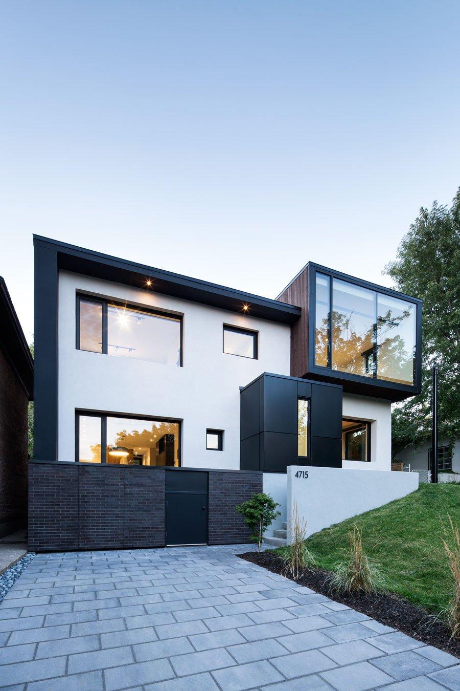 Полная реконструкция бетонного дома