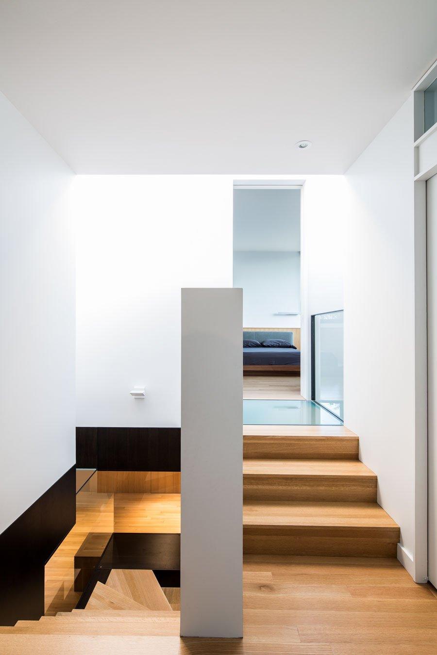 Полная реконструкция бетонного дома лестница