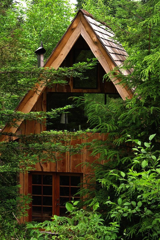 Восхитительный дачный домик фото 1