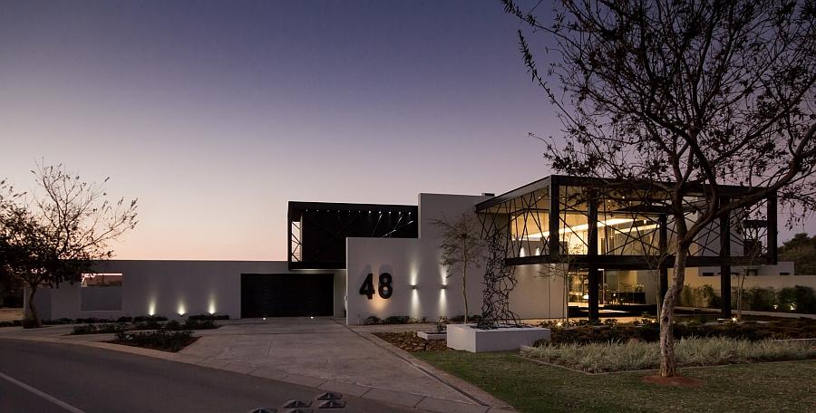 Проект резиденции House Ber