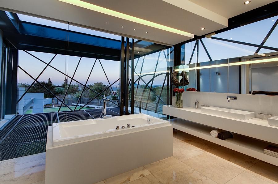 Автономная ванна - Проект резиденции House Ber