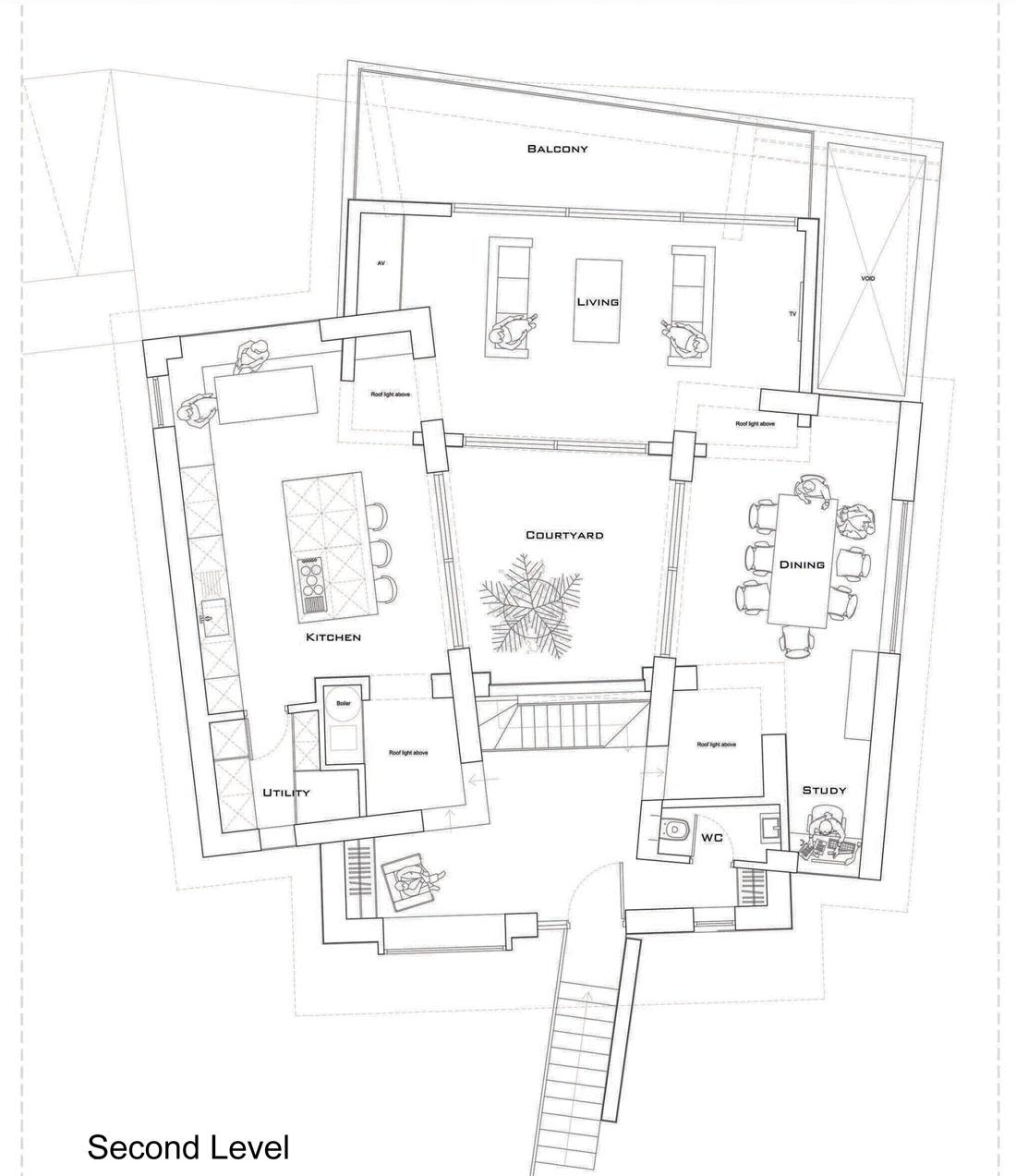 частный особняк 18