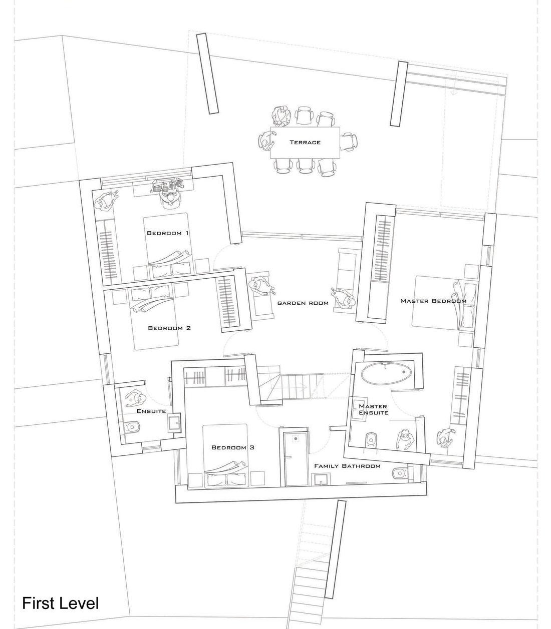 частный особняк 17