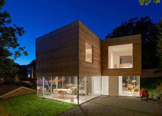 Дом с винтовой лестницей - фото 8