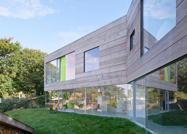 Дом с винтовой лестницей - фото 4