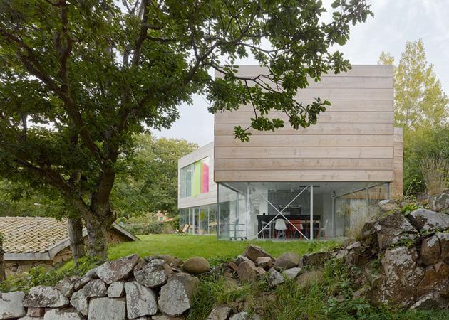 Дом с винтовой лестницей - фото 2
