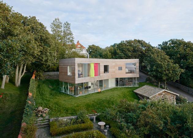 Дом с винтовой лестницей - фото 1