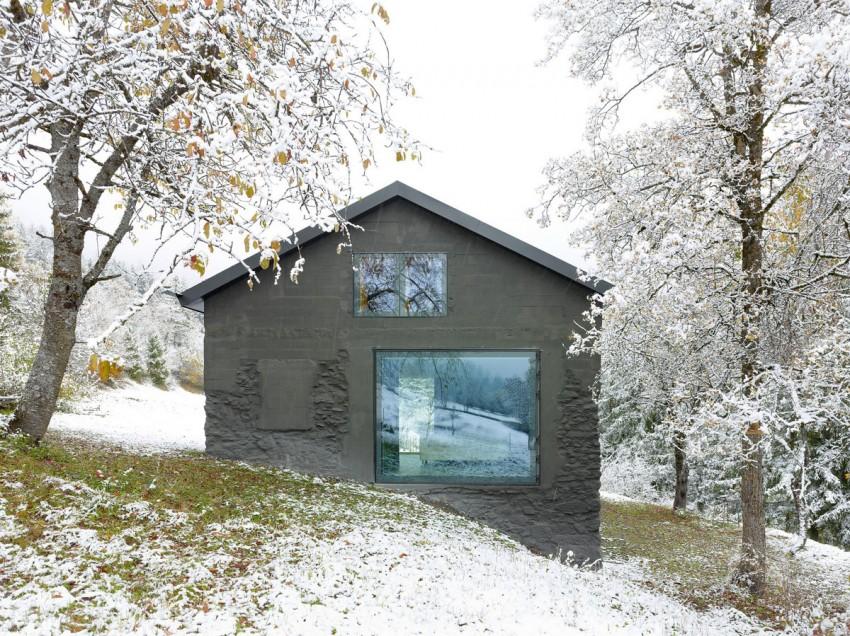 загородный домик 5
