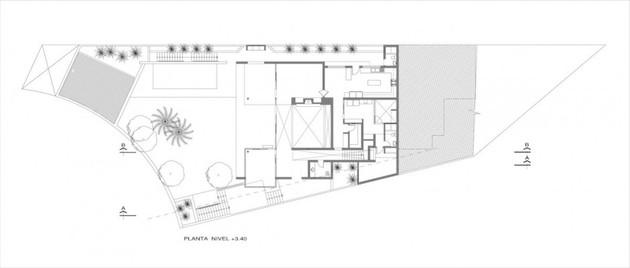 Железобетонный дом - план дома