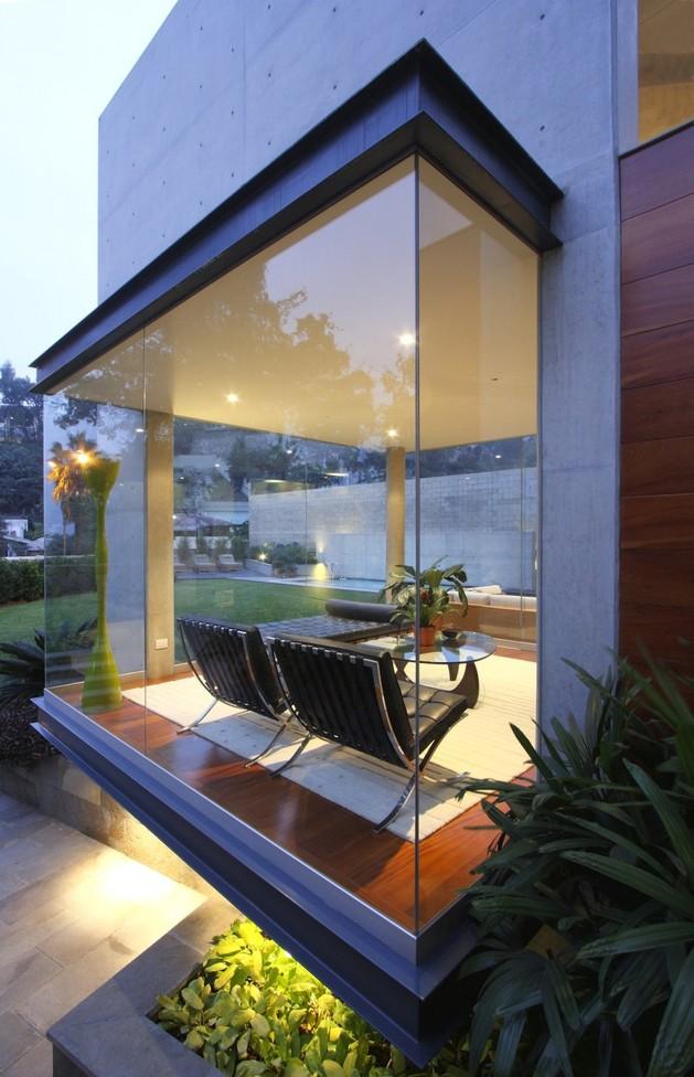 Железобетонный дом - фото 4