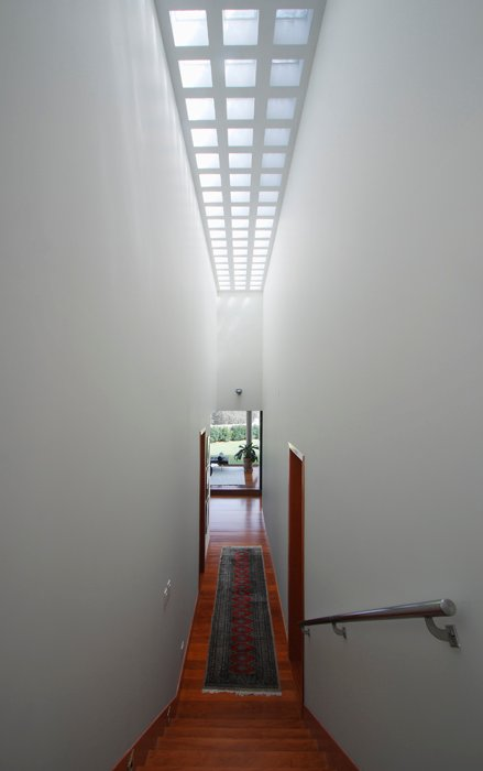 Железобетонный дом - фото лестницы