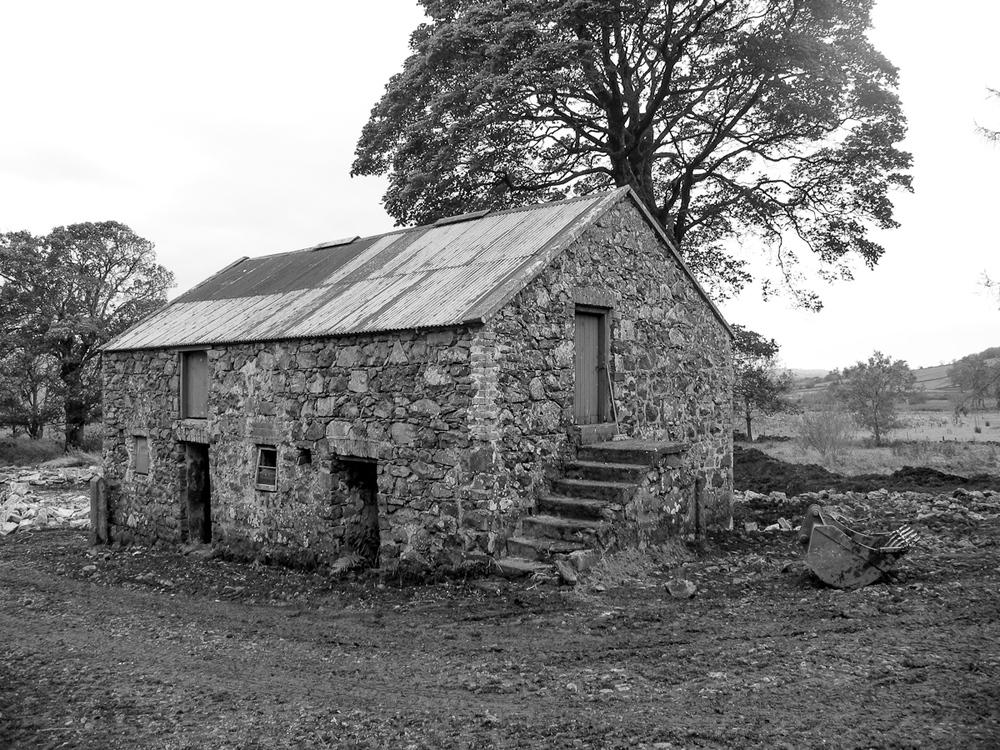 Фото дома до ремонта