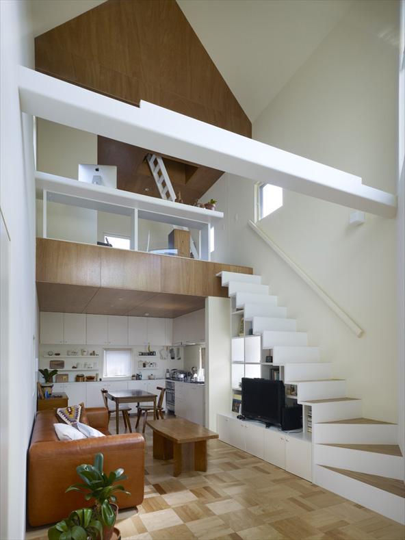 Проект дома из бетона 4