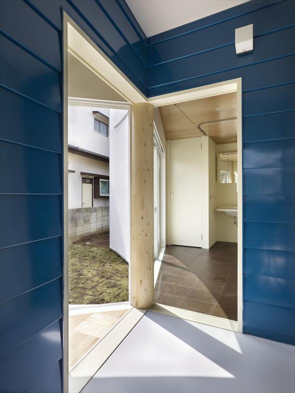 Проект дома из бетона 2
