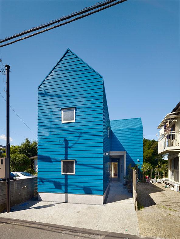 Проект дома из бетона 3