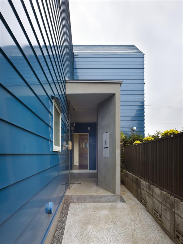 Проект дома из бетона 6