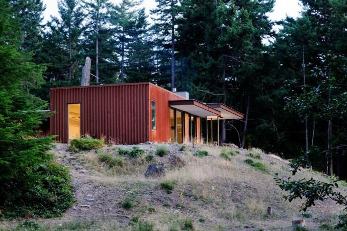 Дом с террасой фото 2