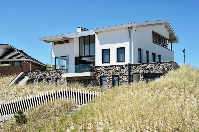 Удивительный дом из Бергена - экстерьер
