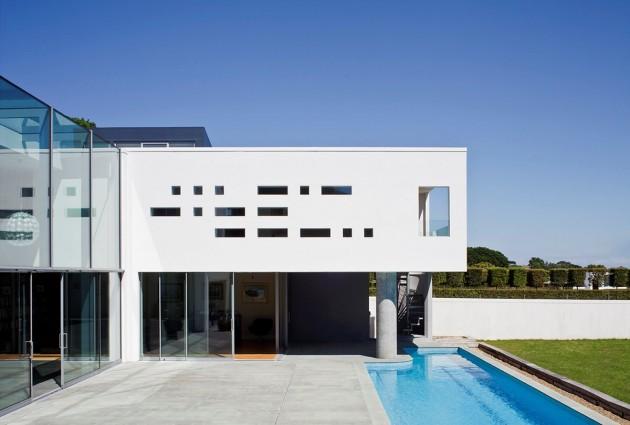 Красивый дом с четырьмя спальнями (6)