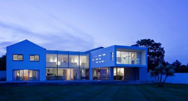 Красивый дом с четырьмя спальнями (8)