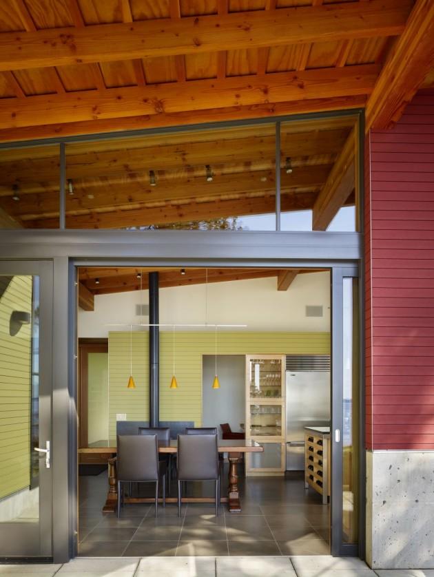 проект дома с гаражом фото 6