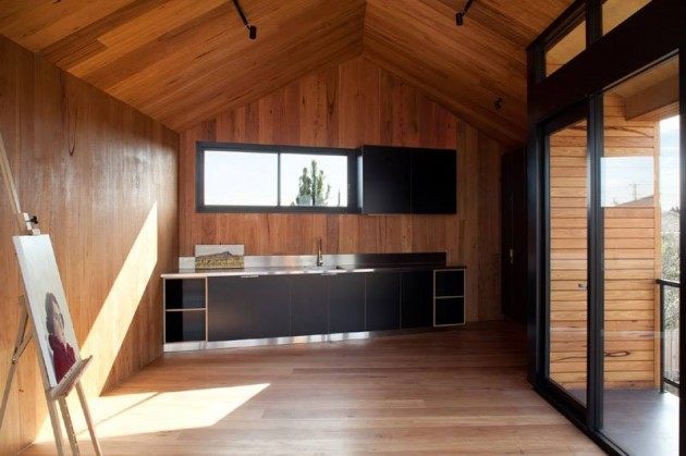 Пристройка к дому от Chan Architecture (1)