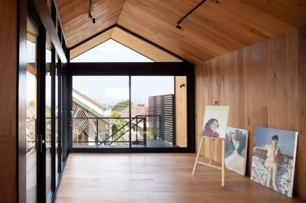 Пристройка к дому от Chan Architecture (2)