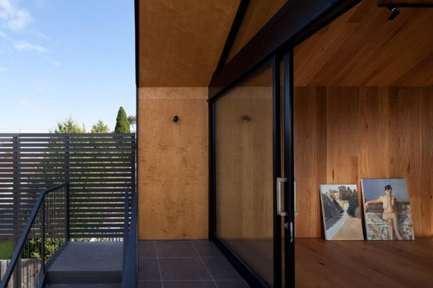 Пристройка к дому от Chan Architecture (3)
