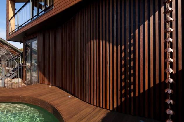 Пристройка к дому от Chan Architecture (4)