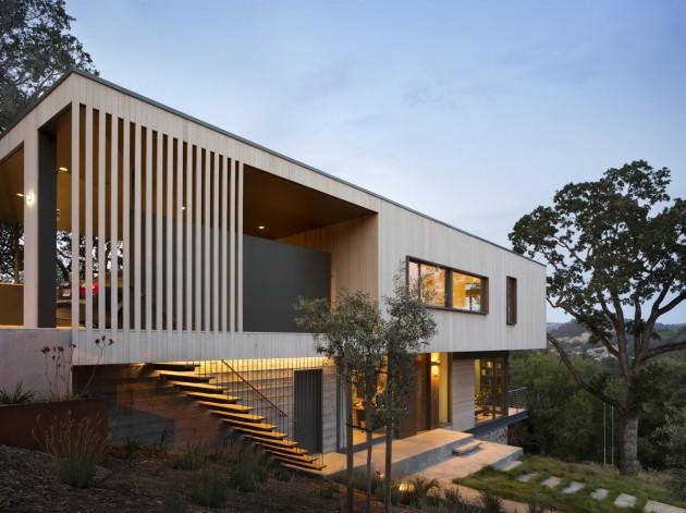Проект частного дома 250 квм (10)