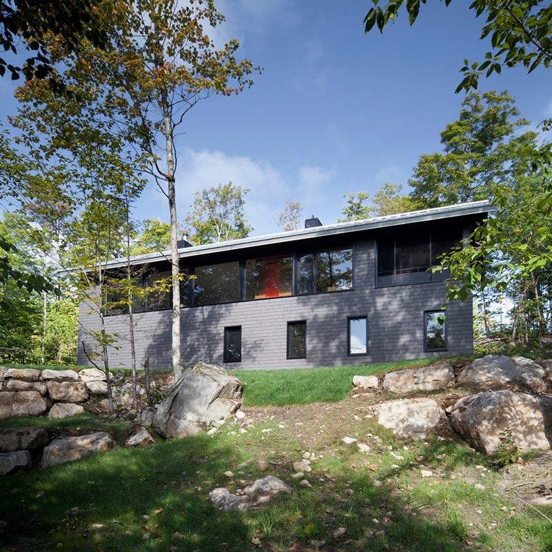 Дом прямоугольной форм (2)