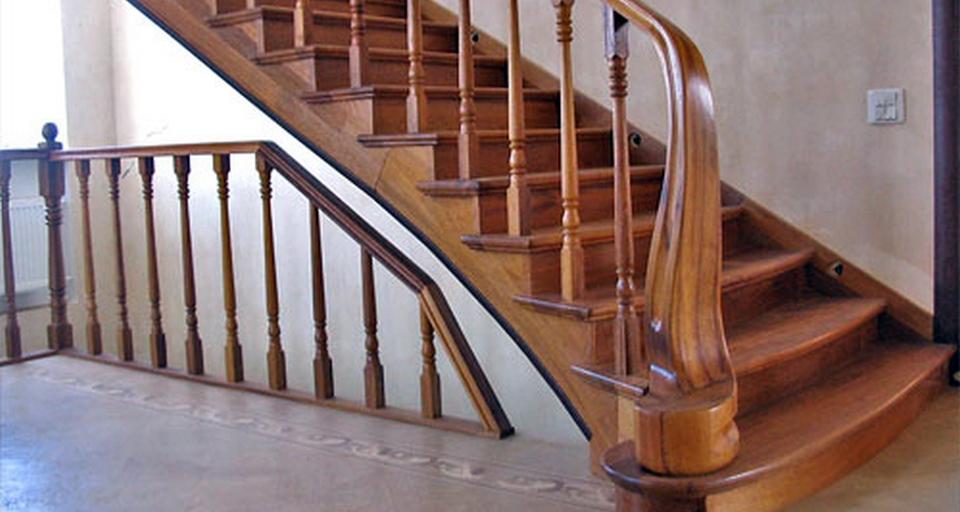 перила для лестниц своими руками