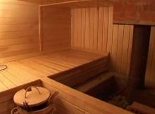 качественное утепление бани